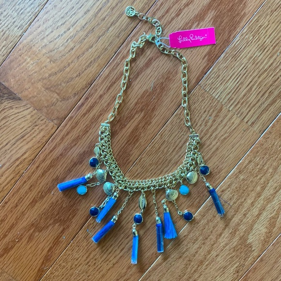 NTW Lilly Pulitzer Seaside Necklace